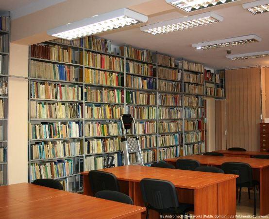 Biblioteka Wejherowo:  Spacer z fitoterapeutą